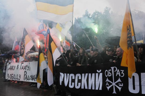 Les migrants europens: Les Russes - Au gr des jours