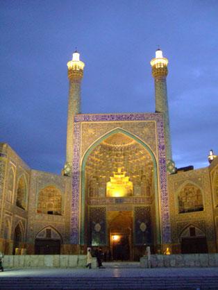 mosquee imam ispahan