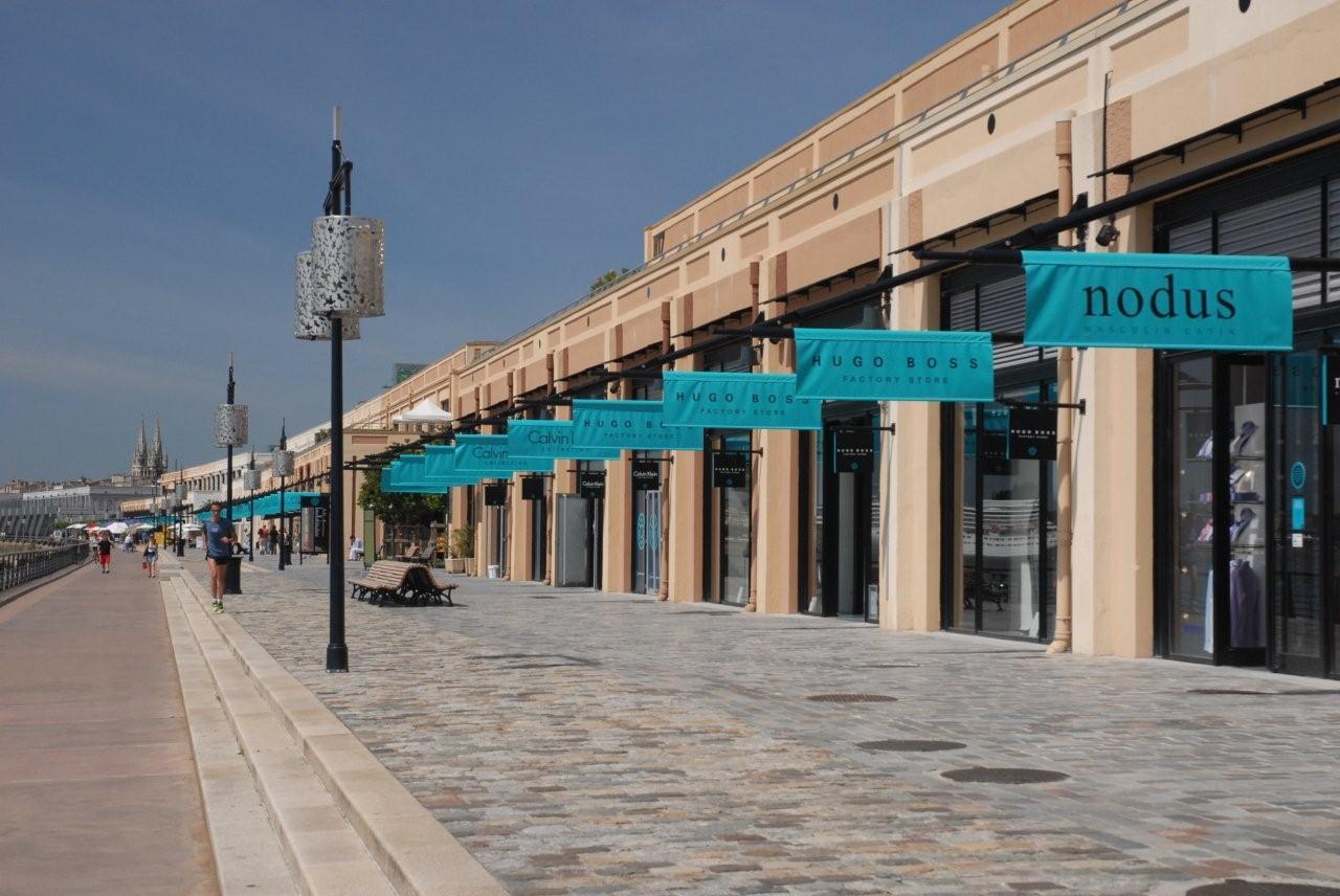 Bordeaux grand cru l 39 actualit for Appartement bordeaux quai des marques
