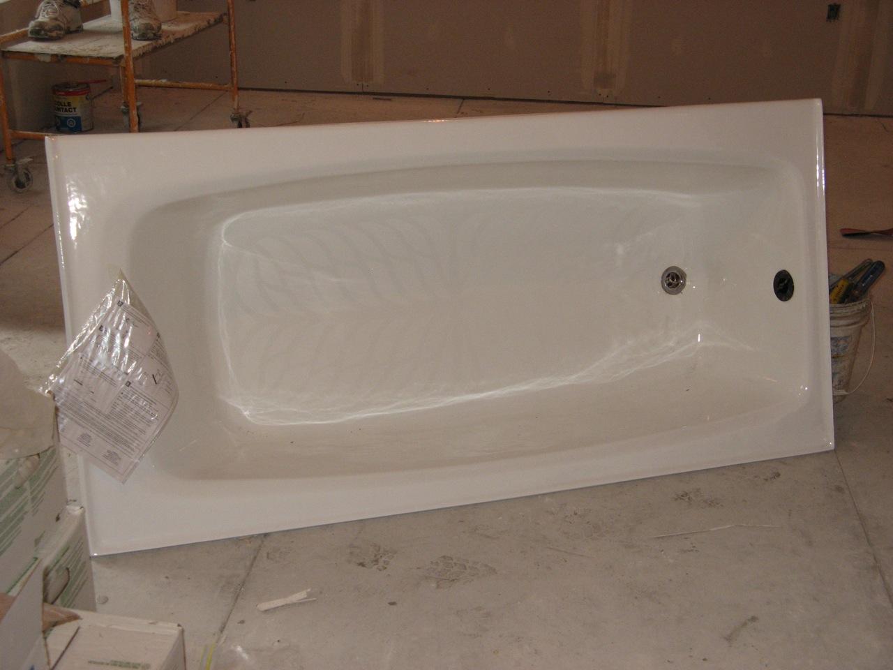 Comment Nettoyer Une Baignoire En Fonte Émaillée mariner dans une baignoire en fonte   l'actualité