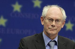 Herman Van Rompuy est le tout premier président de l'Europe