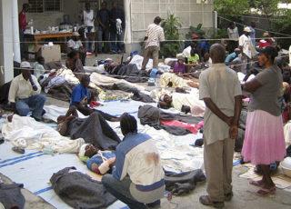 Suivre l'actualité en Haïti après le tremblement de terre du 12 janvier