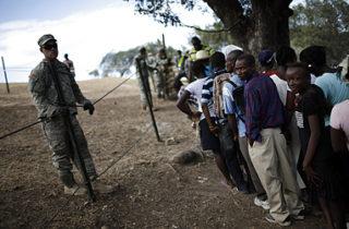 Pourquoi avoir peur que des pays veuillent coloniser Haïti ? demande M.Latulippe