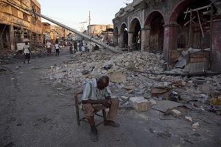 Jean-Marie Théodat - Il faut rebâtir Haïti par le bas !