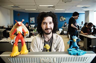 Montréal : paradis du jeu vidéo