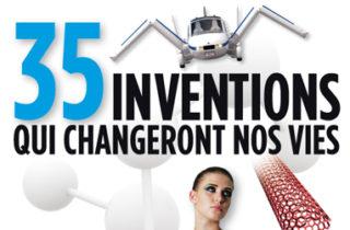 35 inventions qui vont tout changer