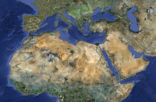 Carte interactive : vent de révolte dans le monde arabe