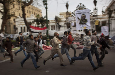 La révolte arabe vue d'ailleurs