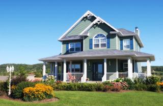 Le prix des maisons, région par région