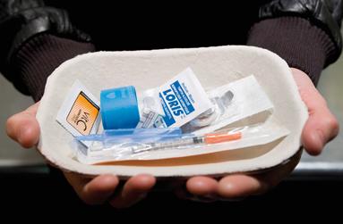 L'injection supervisée sauve des vies