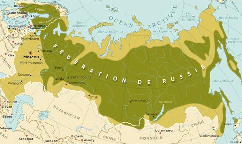 Compatriotes russes de la plus grande