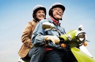Au boulot, les retraités !