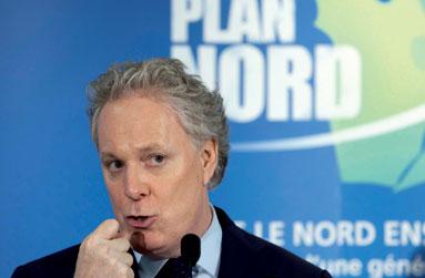Plan Nord : Charest l'écolo ?