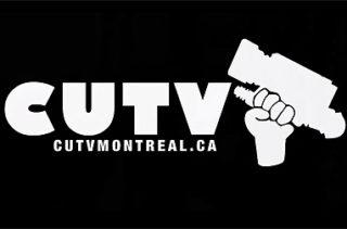 Avec les images prises au cœur de l'action, la chaîne communautaire CUTV, du cam
