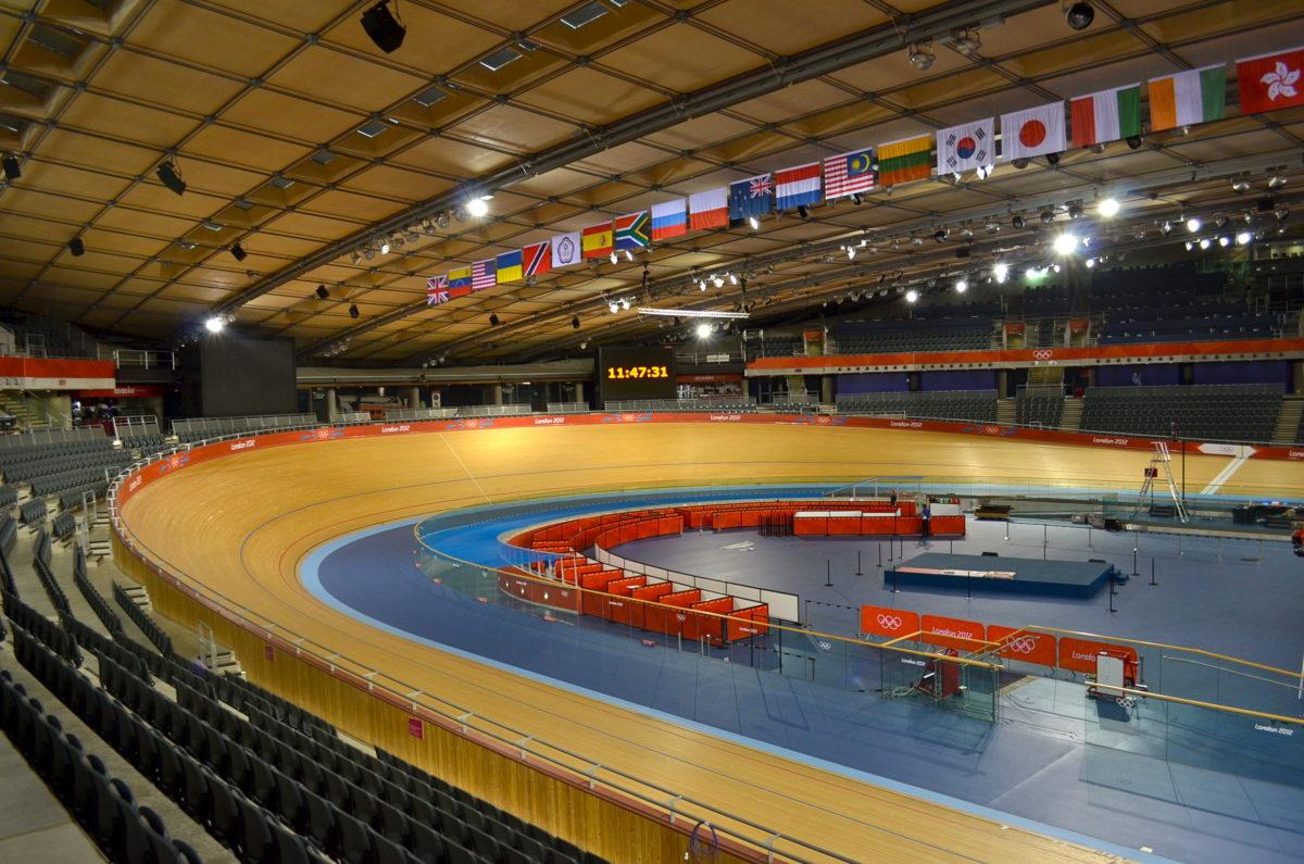 Le parc olympique en six lieux