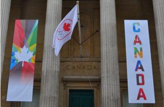 La Maison du Canada: le repaire des athlètes