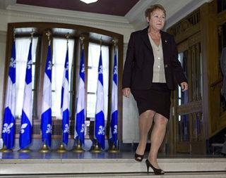 Si le gouvernement minoritaire de Pauline Marois ne réussit pas à accorder ses v