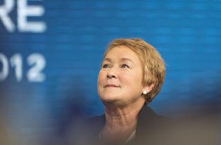 Le jour où Pauline Marois est devenue première ministre