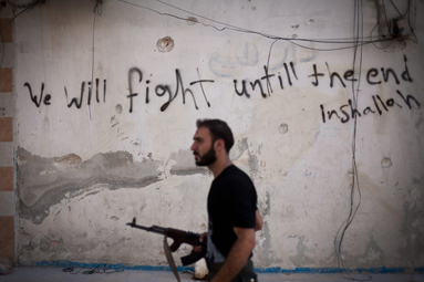 Syrie: «Le régime s'est adapté à la crise»