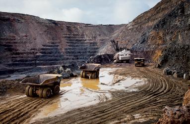 Mine de lithium au canada