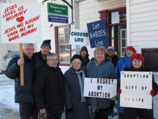 Avortement : un droit acquis, vraiment?
