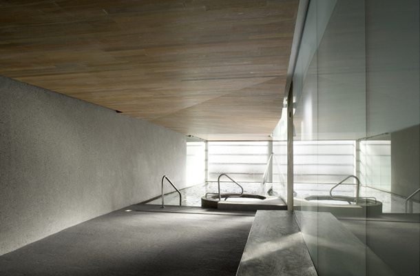 Des architectes qu b cois qui font leur marque l 39 actualit for Spa scandinave montreal