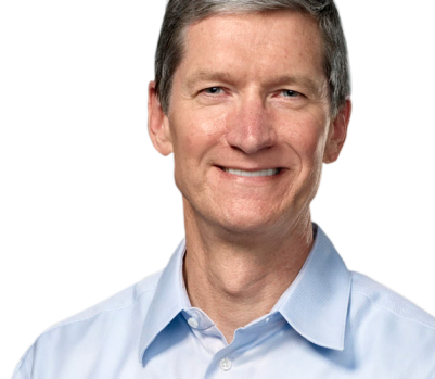 Tim Cook, le PDG d'Apple.
