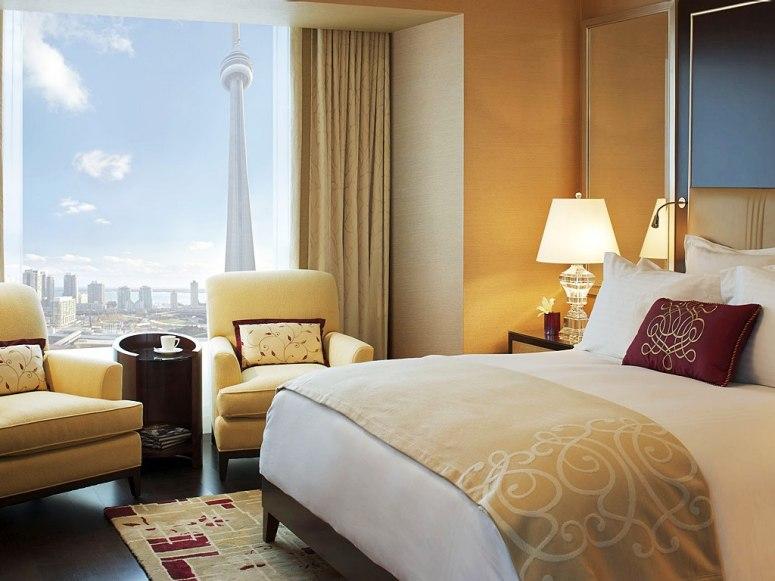 Le Ritz-Carlton de Toronto - Crédit: Ritz-Carlton/www.cntraveller.com