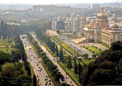 Bangalore. Photo : Jagadeesh NV / Reuters / Corbis