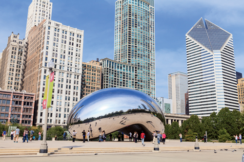 Chicago. Photo : Robert Harding Images / Masterfile