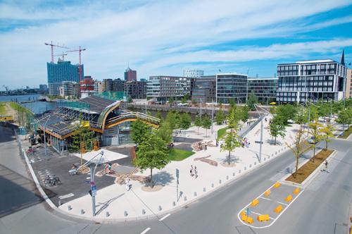 Hambourg. Photo : Peter Erik Forsberg / Alamy