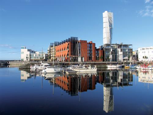 Malmö. Photo : Frederik Tellerup / Malmö Turism