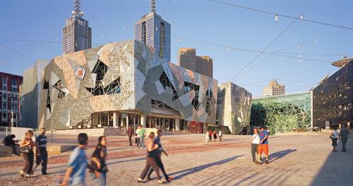 Melbourne. Photo : David Simmonds