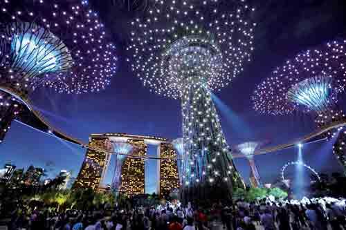 Singapour. Photo : National Parks Board, Singapore