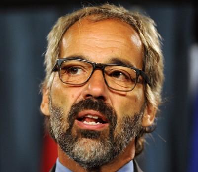 Le chef du Bloc québécois, Daniel Paillé. (crédit photo: Presse canadienne)