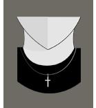 Catégorie «incroyable, mais vrai»: un des dessins produits par le gouvernement pour illuster les signes religieux «ostentatoires» vs «discrets»
