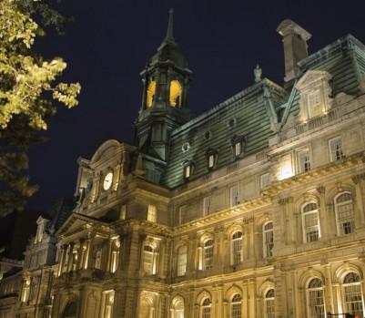 Hotel de ville Montreal