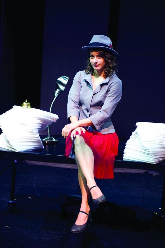 ©2012 Cirque Éloize - Les Productions Neuvart, Valérie Remise