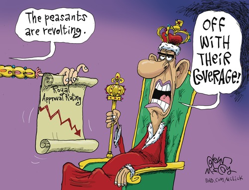 Obamacare king