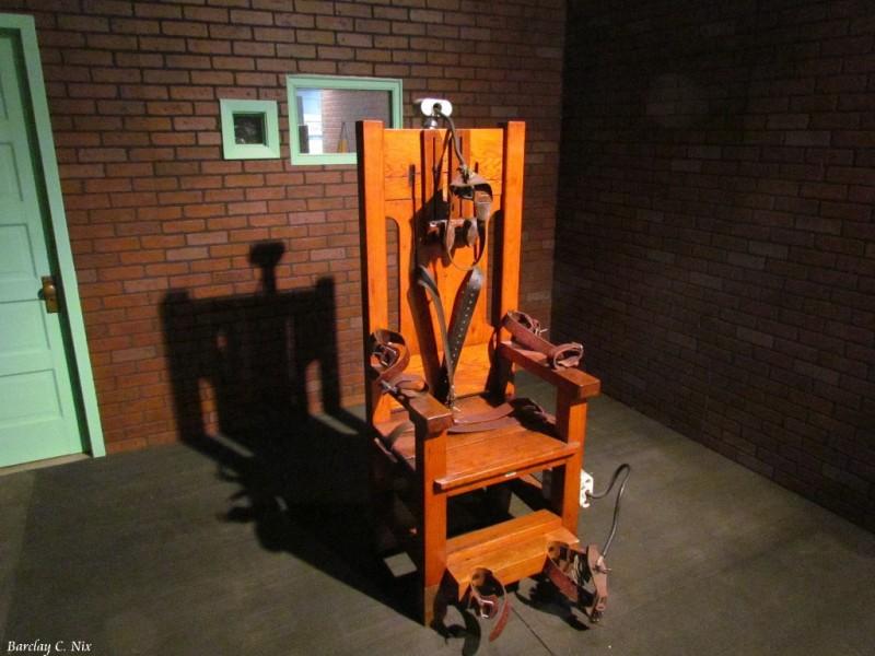La peine capitale aux tats unis le retour de la chaise lectrique soci t l actualit - Execution chaise electrique ...