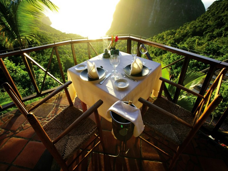 Crédit: Ladera Resort/Condé Nast Traveler