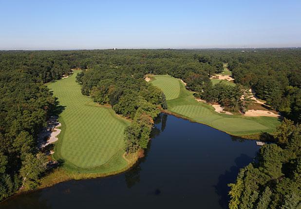 Le golf de Pine Valley, au New Jersey, arrive premier au palmarès - www.golfdigest.com