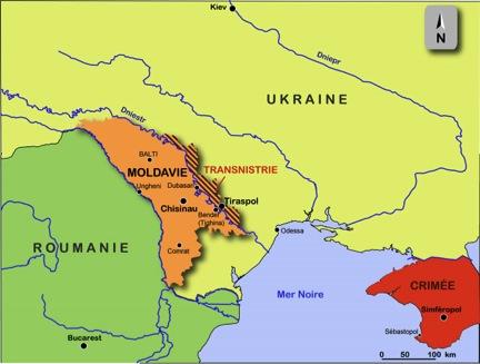 Aspirations Russes A Qui Le Tour Les Enjeux Geopolitiques De La Transnistrie L Actualite