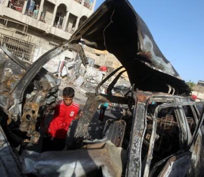 Photo : Ahmad al-Rubaye/AFP/Getty Images