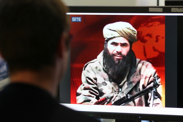 Abdelmalek Droukdel, le chef d'al-Qaida au Maghreb islamique (Photo © THOMAS COEX / AFP / Getty Images)