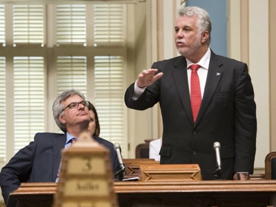 Photo: Clement Allard/La Presse Canadienne