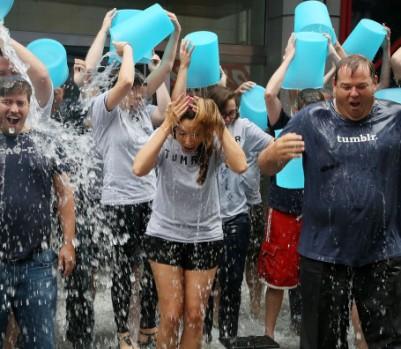 ALS Association Rings The NASDAQ Opening Bell