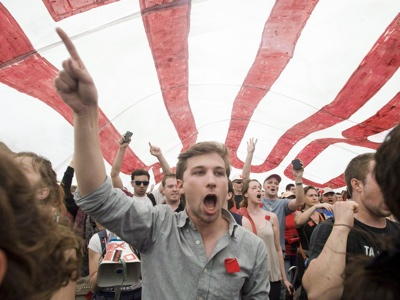 Photo: Graham Hughes/La Presse Canadienne