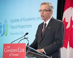 Frank Gunn / La Presse Canadienne