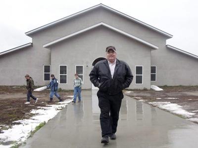 Winston Blackmore, un des leaders de la secte polygame de Bountiful, en Colombie-Britannique. (Photo: Jonathan Hayward/La Presse Canadienne)